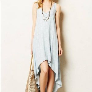 Anthropologie Cloth Stone dress